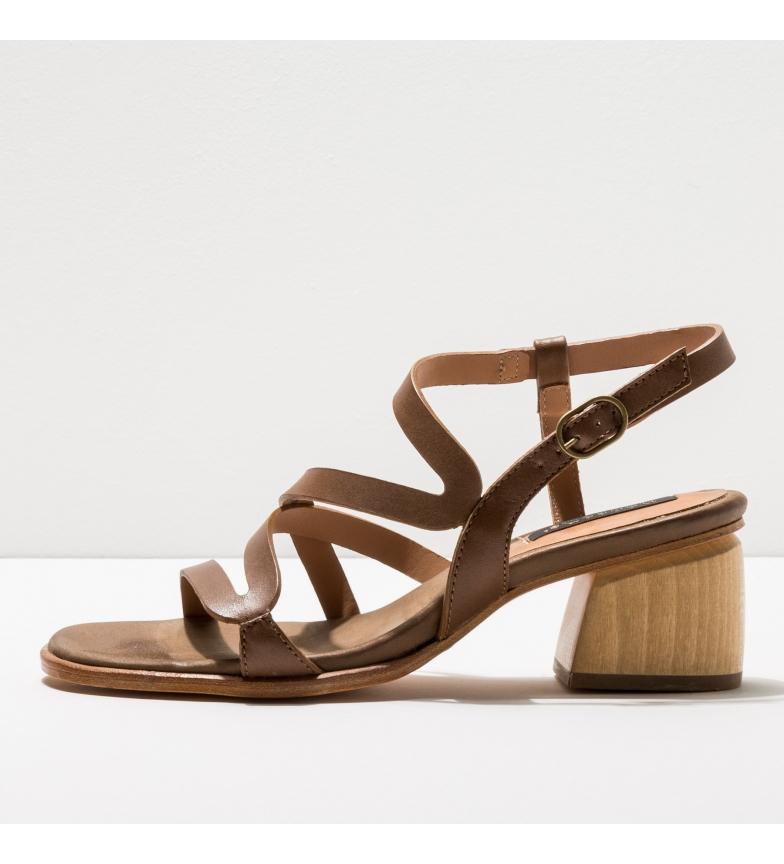 Comprar NEOSENS Sandales en cuir S3143 Verdiso taupe -Hauteur du talon : 5cm