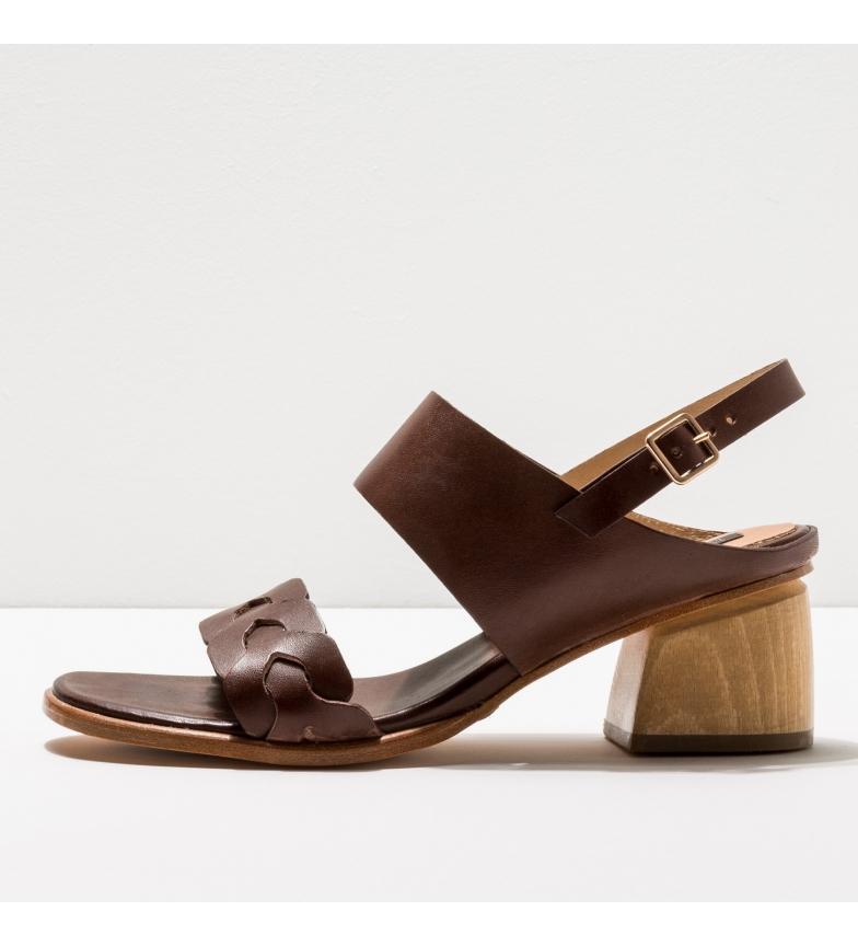 Comprar NEOSENS Sandales en cuir S3144 Verdiso brown -Hauteur du talon : 5cm