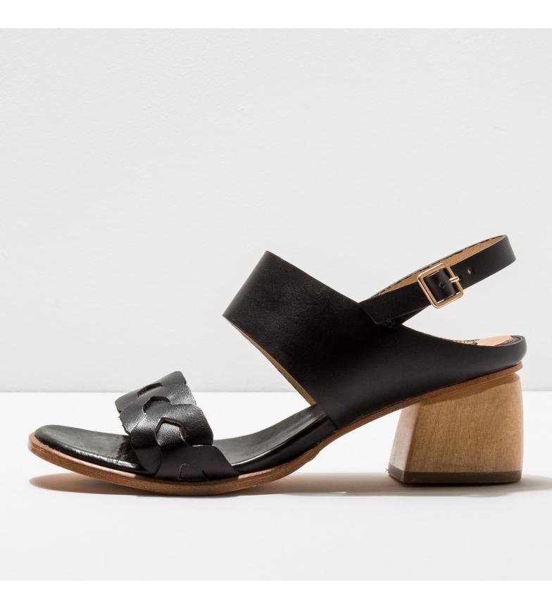 Comprar NEOSENS Sandali in pelle S3144 Verdiso nero -Altezza tacco: 5cm-