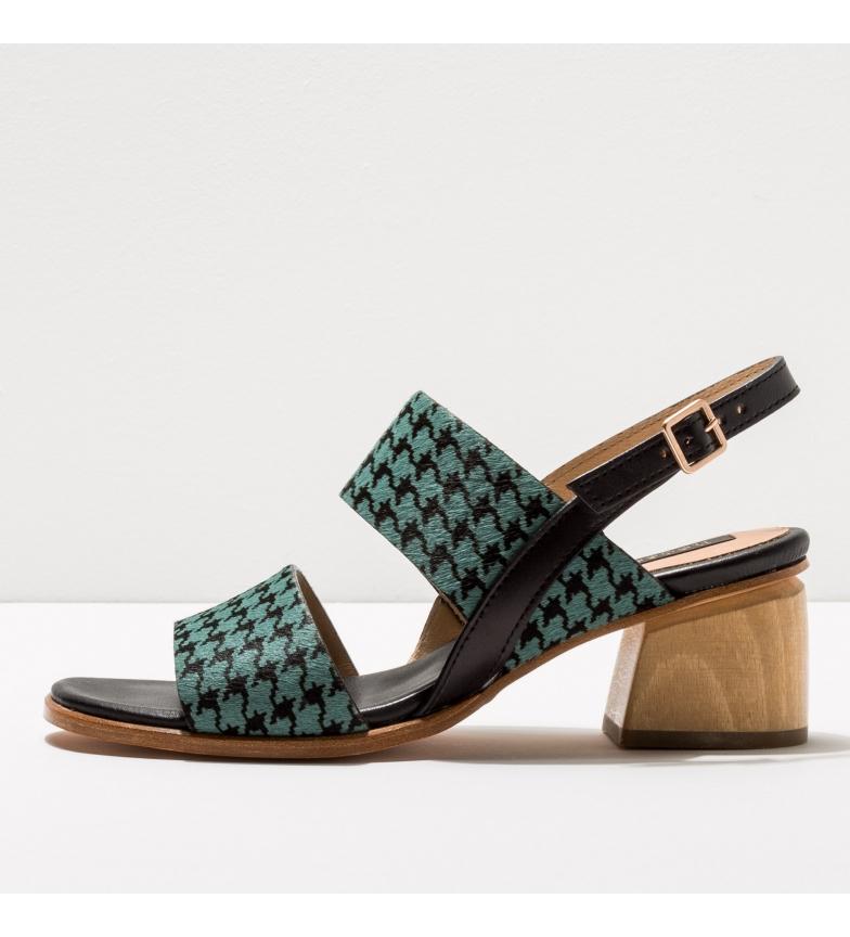 Comprar NEOSENS Sandales en cuir S3146P Verdiso green -Hauteur du talon : 5cm