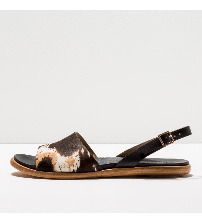 Comprar NEOSENS Sandalias de piel S920p Aurora animal print