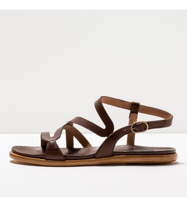 Comprar NEOSENS Sandalias de piel S948 marrón