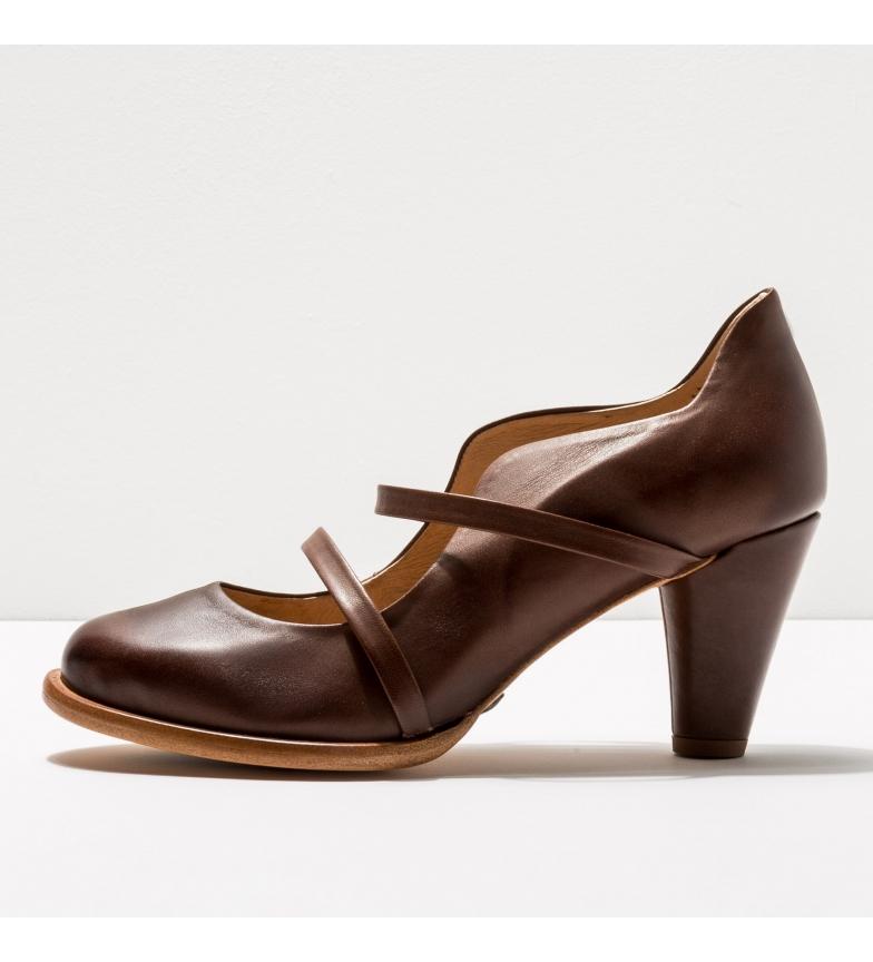 Comprar NEOSENS S960 Beba chaussures en cuir marron -Hauteur du talon : 7,5cm