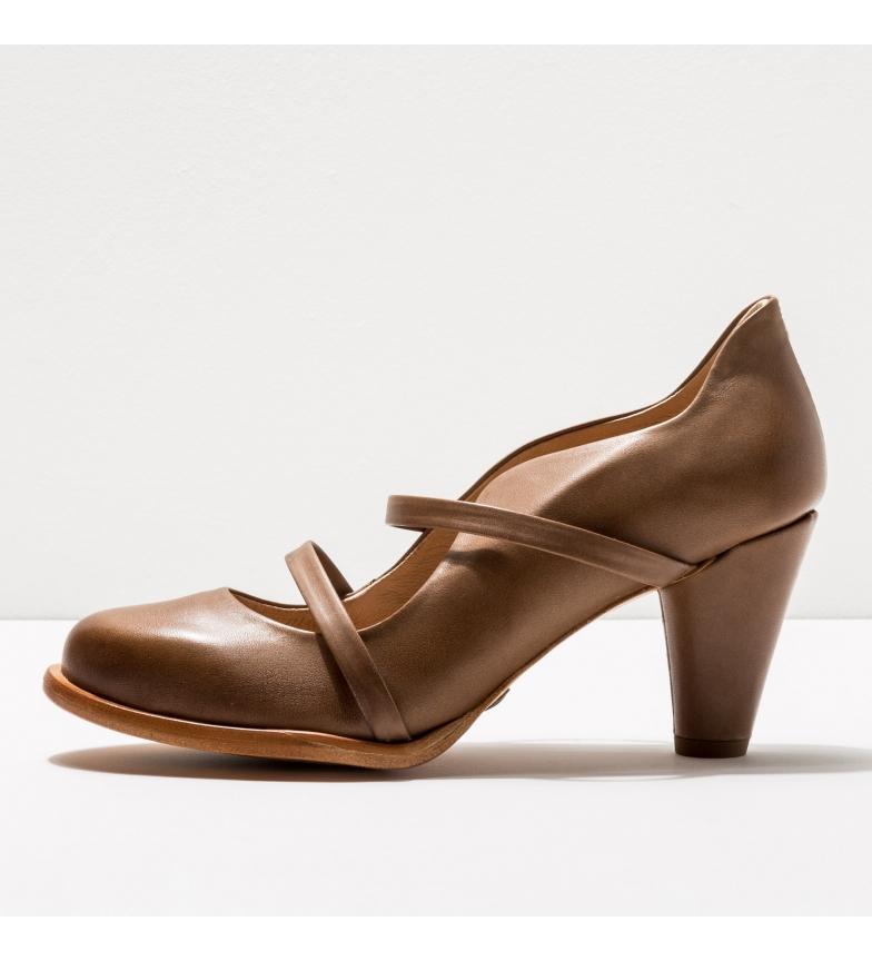 Comprar NEOSENS Scarpe in pelle S960 Beba taupe -Altezza tacco: 7,5cm-