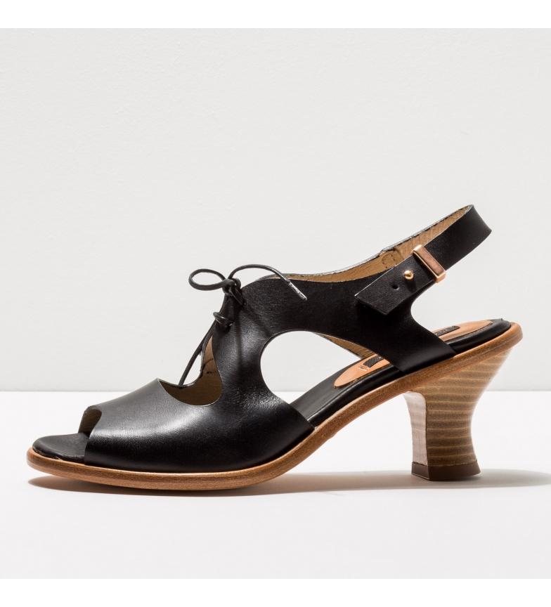 Comprar NEOSENS Sandales en cuir S980 Negreda noir -Hauteur du talon : 6cm
