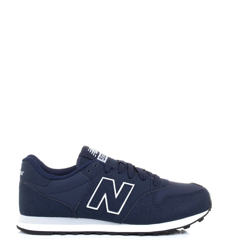 new balance mujer gris 500