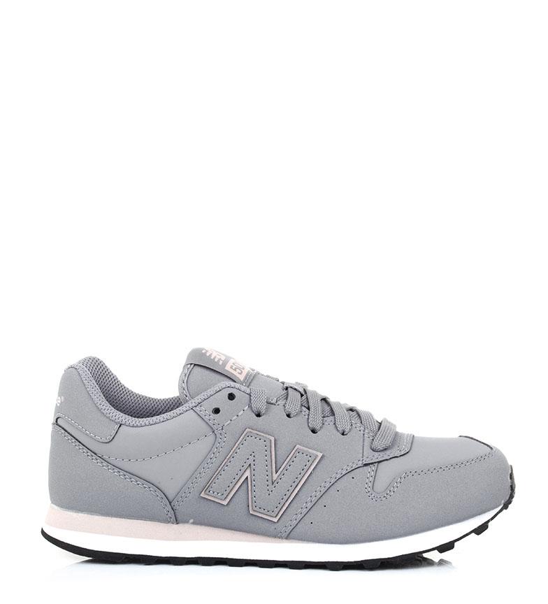 Comprar New Balance Zapatillas 500 Classic gris Tienda