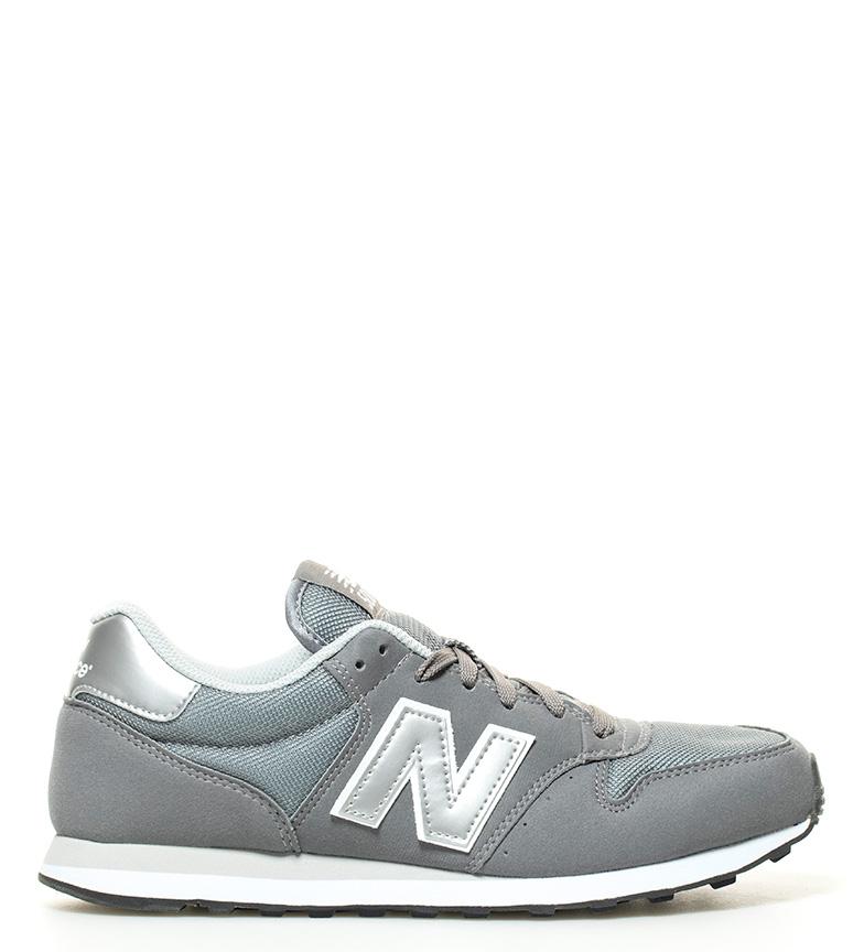 new balance zapatillas gris hombre