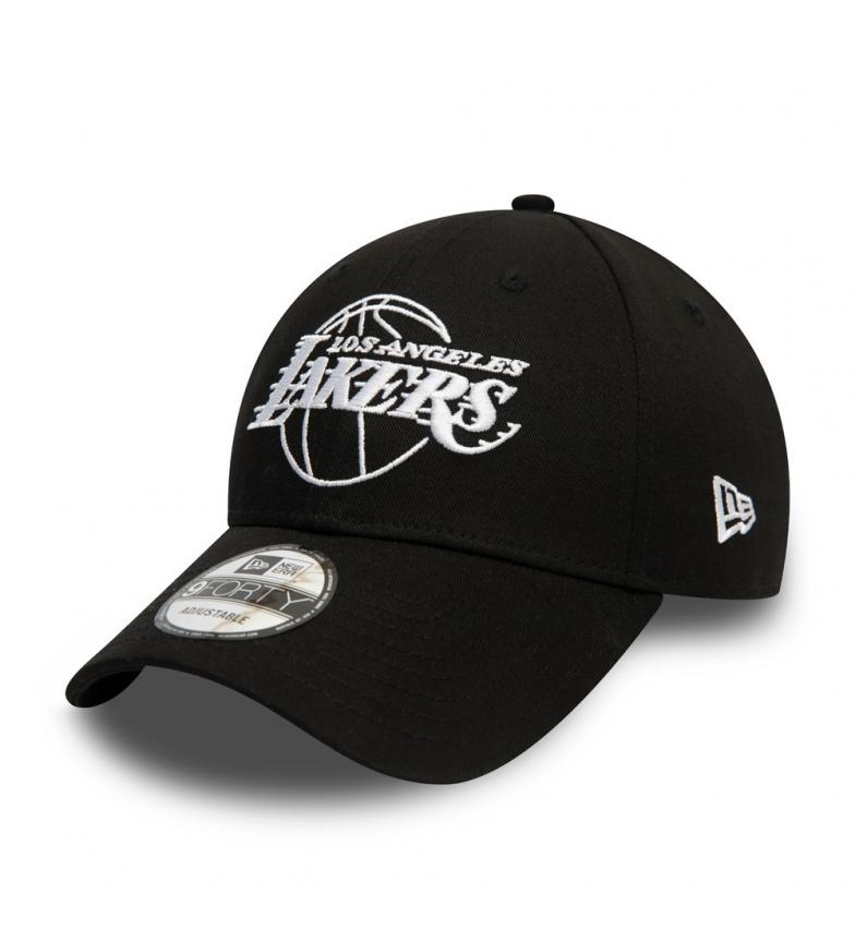 New Era Casquette LA Lakers Essential Outline 9Forty noire