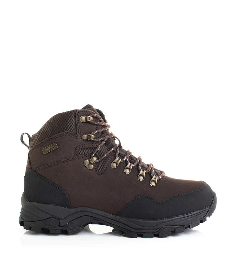 Comprar Nicoboco Leather boots Tekul brown / Cimatech