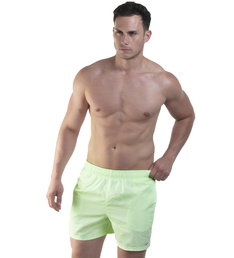 Comprar Nike Nike Classic Fluor Green Swimsuit - Leg length: 38cm
