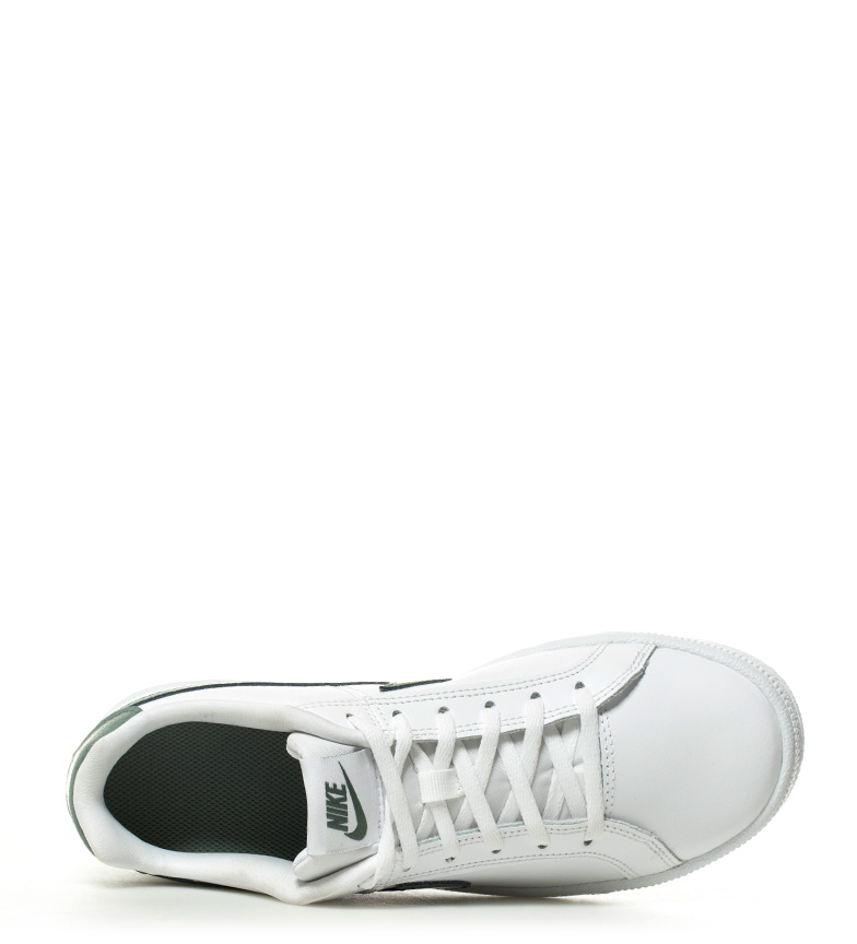 Royale blanco Nike Zapatillas verde GS Zapatillas Court Nike IUpUg
