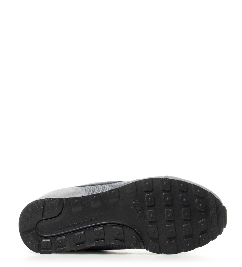 Nike-Zapatillas-de-piel-MD-Runner-2-GS-Mujer-chica