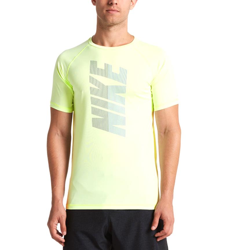 Comprar Nike Nike Rift Hidroguard fluor yellow t-shirt / Dri-FIT