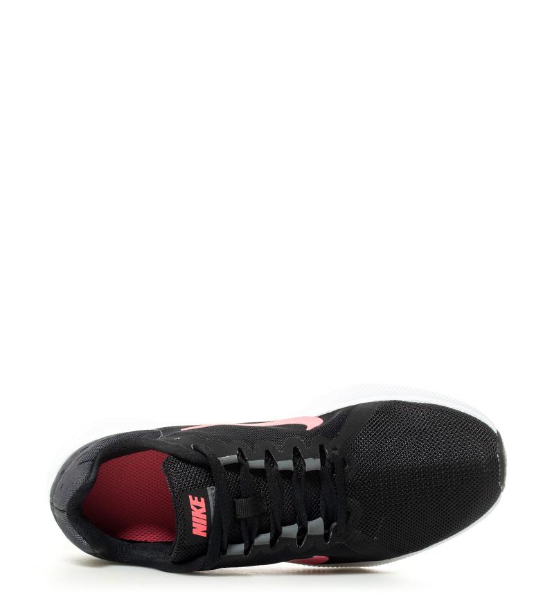 running negro Zapatillas Nike fucsia 8 Downshifter Bwq15SA