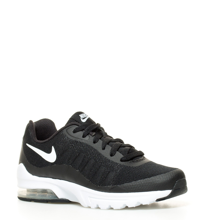 Zapatillas Air Invigor negro Max blanco Nike 1B0wqHH