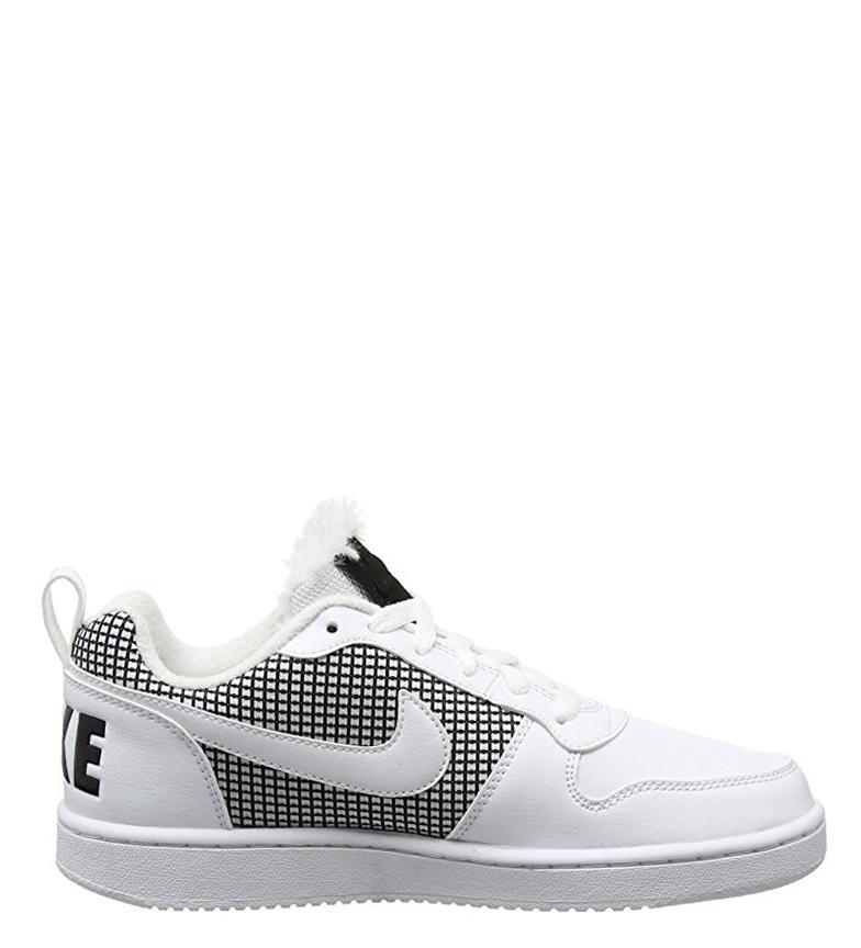 Comprar Nike Court Borough Bas chaussures blanches