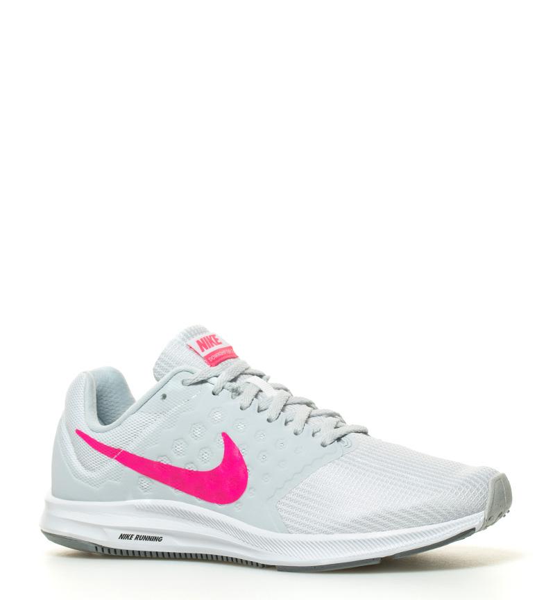 gris Nike Zapatillas running Downshifter 7 wn4xqUC