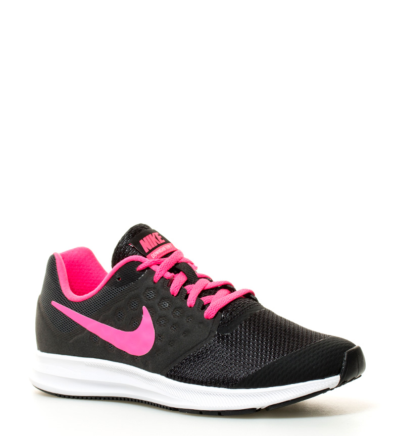 negro Zapatillas Nike Nike Downshifter Zapatillas GS 7 running 0C8ZUxCwqn