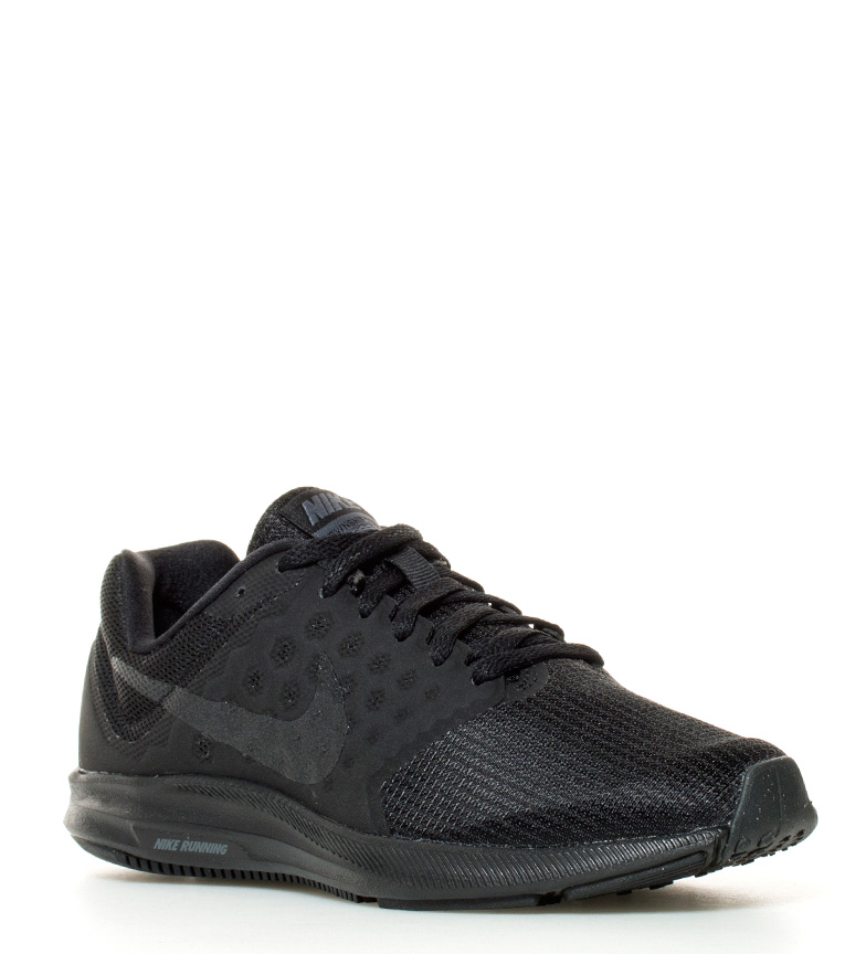 running Nike Nike Zapatillas negro 7 Downshifter Zapatillas 708vwxUq