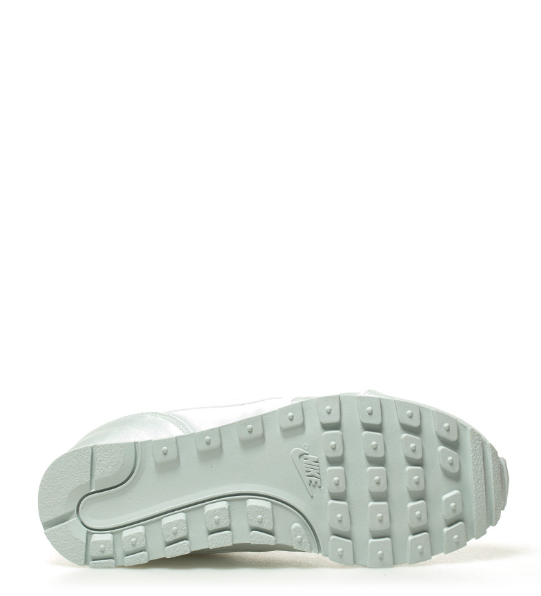 Detalles de Nike Zapatillas MD Runner 2 BG Mujerchica Tela Sintético Plano Cordones