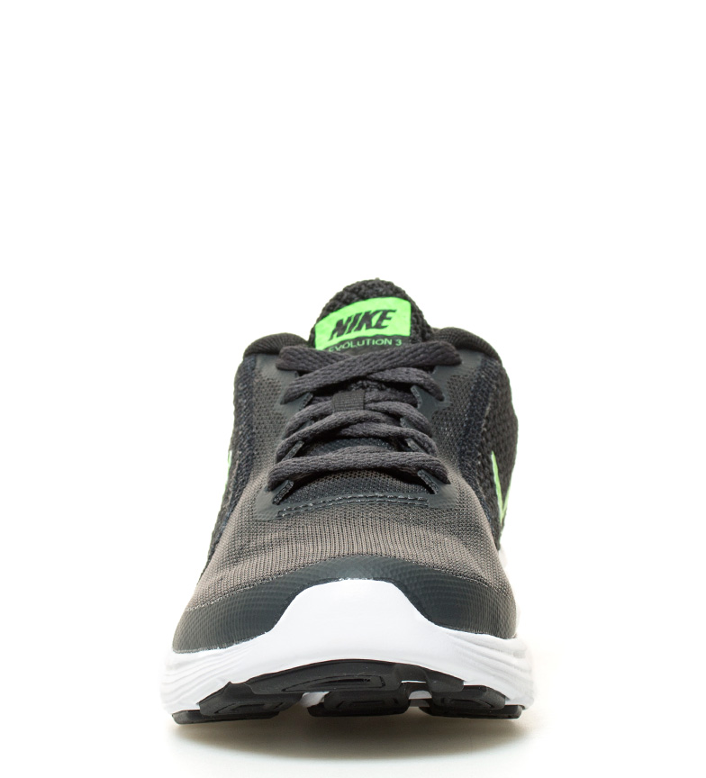 Nike Zapatillas running Revolution 3 gris, negro