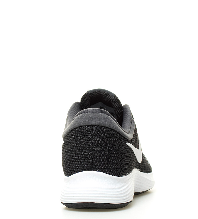 Nike 4 antracita Zapatillas Revolution Nike running Zapatillas negro rqXU0rw