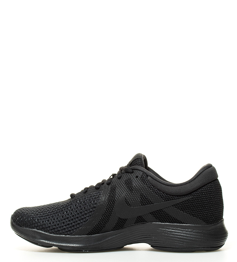 Nike-Sneakers-running-Revolution-4-Homme-Blanc-Noir-Bleu-Gris-Rouge-Tissu miniature 39
