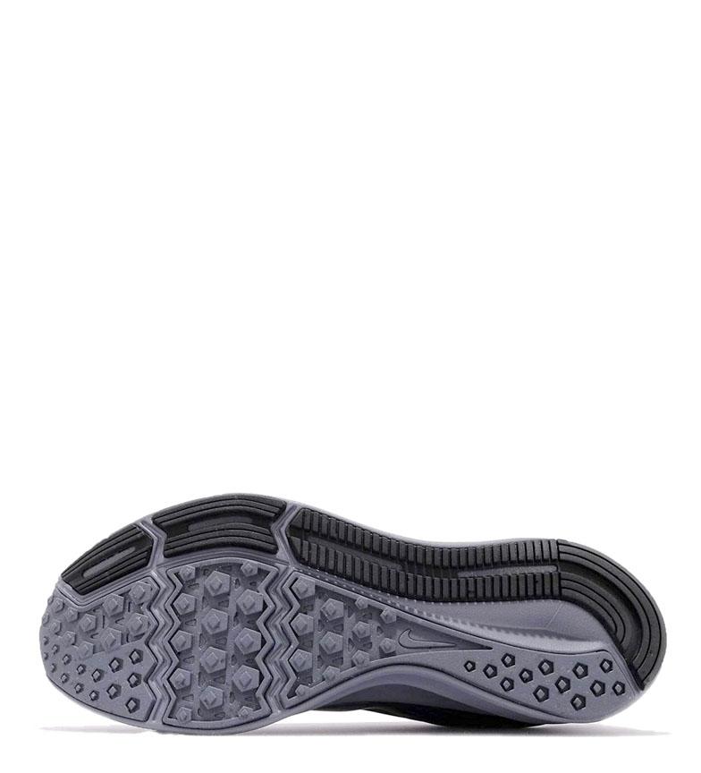 Nike-Zapatillas-running-Downshifter-8-Hombre-chico-Azul-Gris-Negro-Verde-Tela miniatura 7