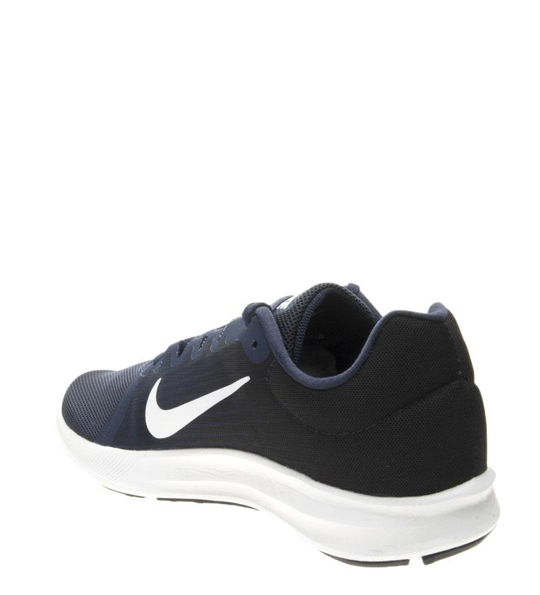 Nike-Zapatillas-running-Downshifter-8-Hombre-chico-Azul-Gris-Negro-Verde-Tela miniatura 18