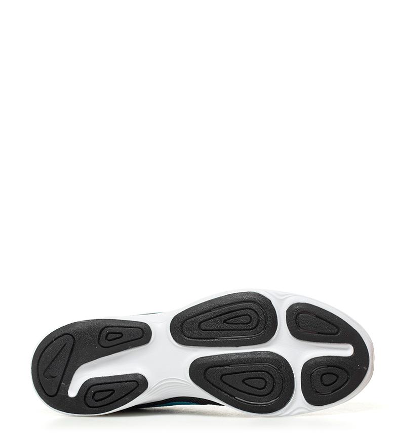 Nike-Zapatillas-running-Revolution-4-blanco-Hombre-chico-Rojo-Negro-Azul-Gris miniatura 36