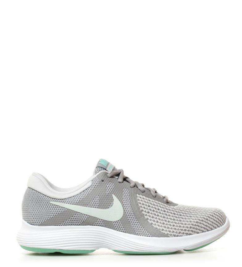 Nike Scarpe da corsa Revolution 4 grigio menta Donna