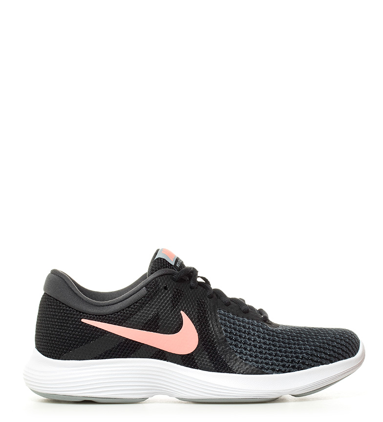 negro running Nike Zapatillas Nike 4 Revolution Zapatillas antracita YdtqnOP