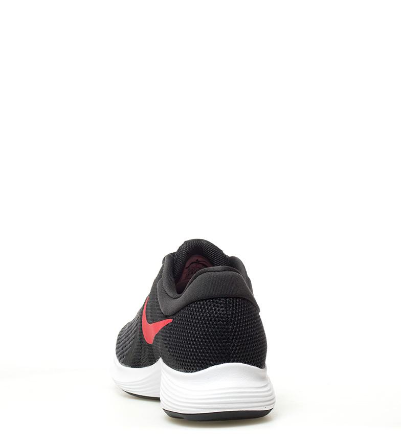 Nike-Zapatillas-running-Revolution-4-Hombre-chico-Blanco-Negro-Azul-Gris-Rojo miniatura 47