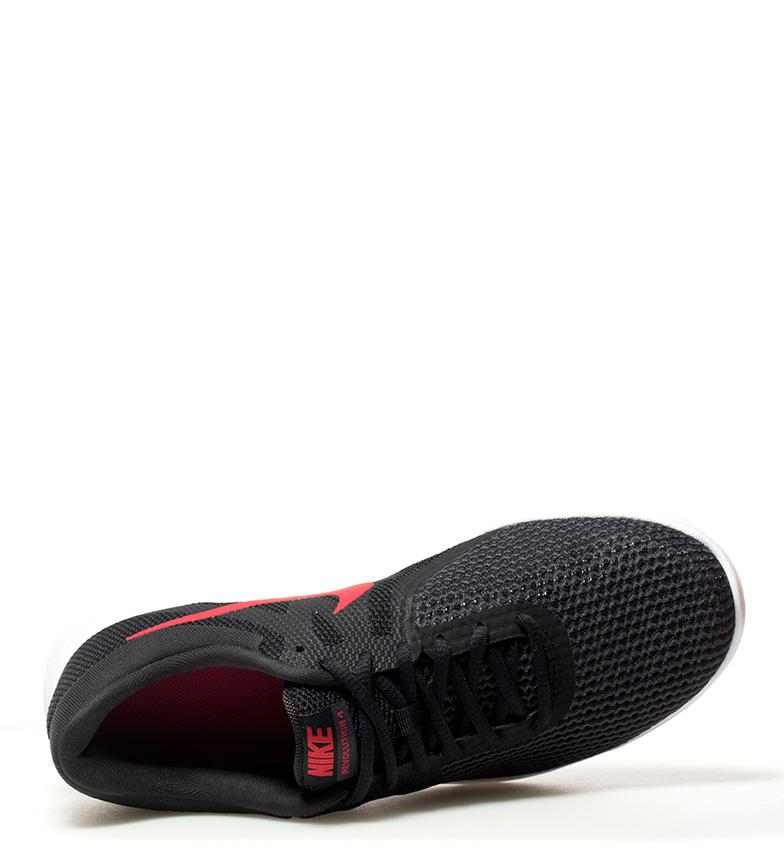 Nike-Zapatillas-running-Revolution-4-Hombre-chico-Blanco-Negro-Azul-Gris-Rojo miniatura 49