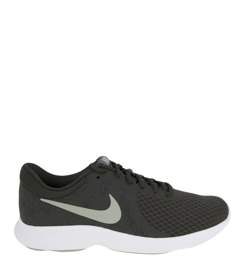 Nike-Sneakers-running-Revolution-4-Homme-Blanc-Noir-Bleu-Gris-Rouge-Tissu miniature 69