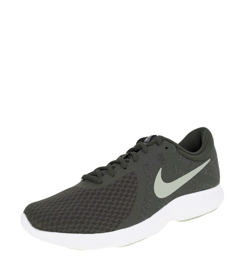 Nike-Zapatillas-running-Revolution-4-Hombre-chico-Blanco-Negro-Azul-Gris-Rojo miniatura 70