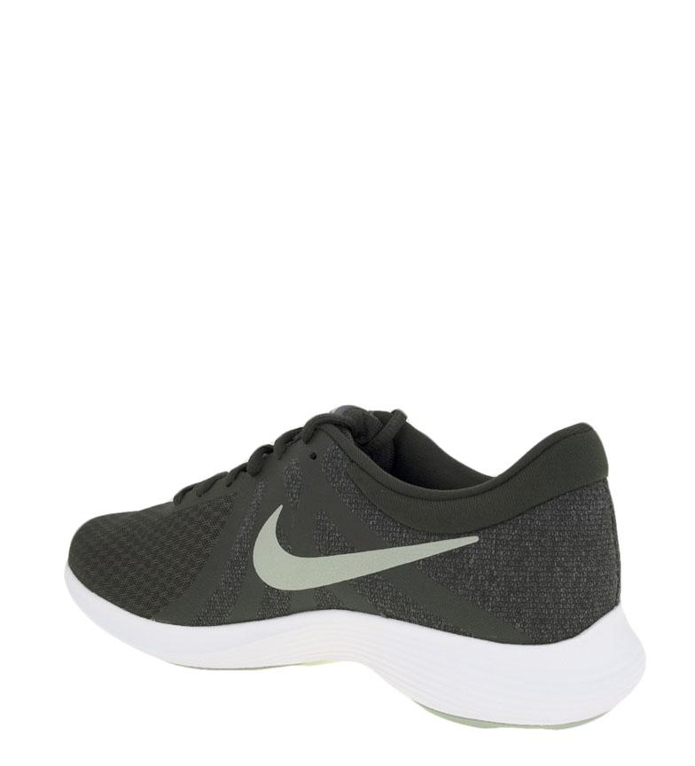 Nike-Sneakers-running-Revolution-4-Homme-Blanc-Noir-Bleu-Gris-Rouge-Tissu miniature 71