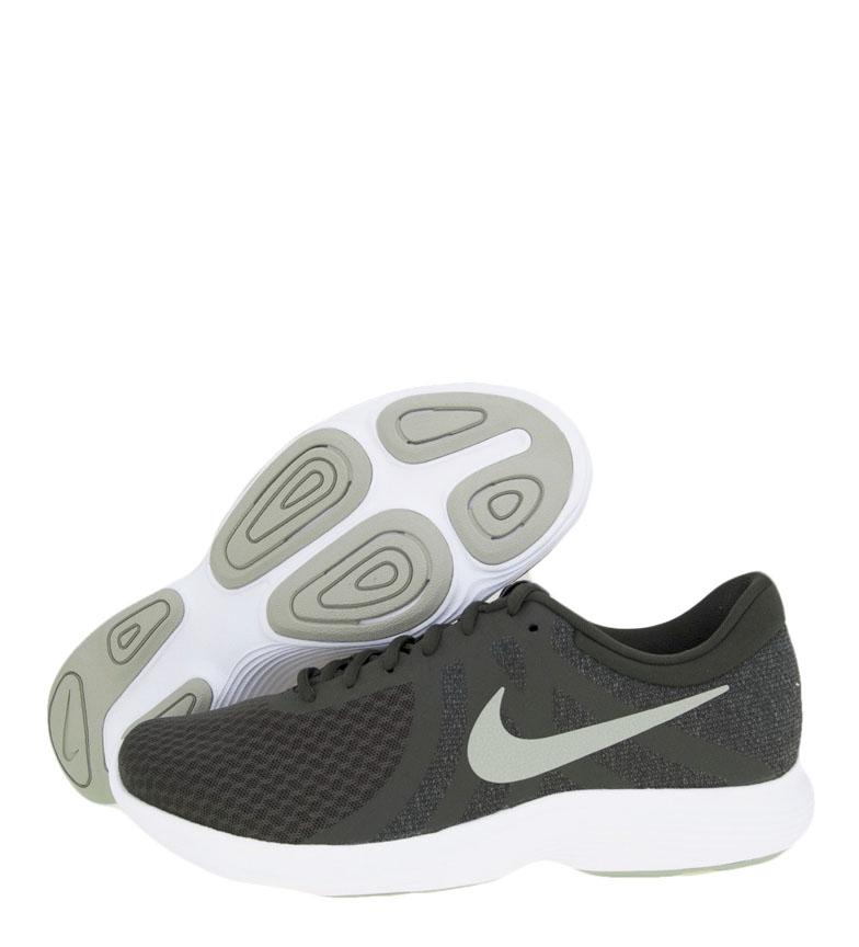 Nike-Zapatillas-running-Revolution-4-Hombre-chico-Blanco-Negro-Azul-Gris-Rojo miniatura 72
