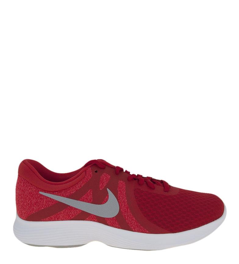 Nike-Sneakers-running-Revolution-4-Homme-Blanc-Noir-Bleu-Gris-Rouge-Tissu miniature 59