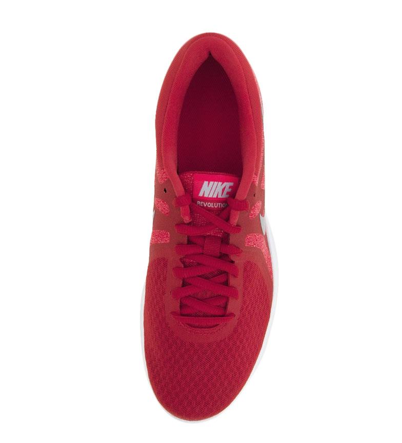Nike-Zapatillas-running-Revolution-4-Hombre-chico-Blanco-Negro-Azul-Gris-Rojo miniatura 61