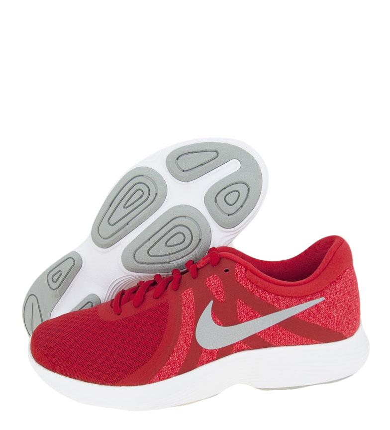 Nike-Zapatillas-running-Revolution-4-Hombre-chico-Blanco-Negro-Azul-Gris-Rojo miniatura 62