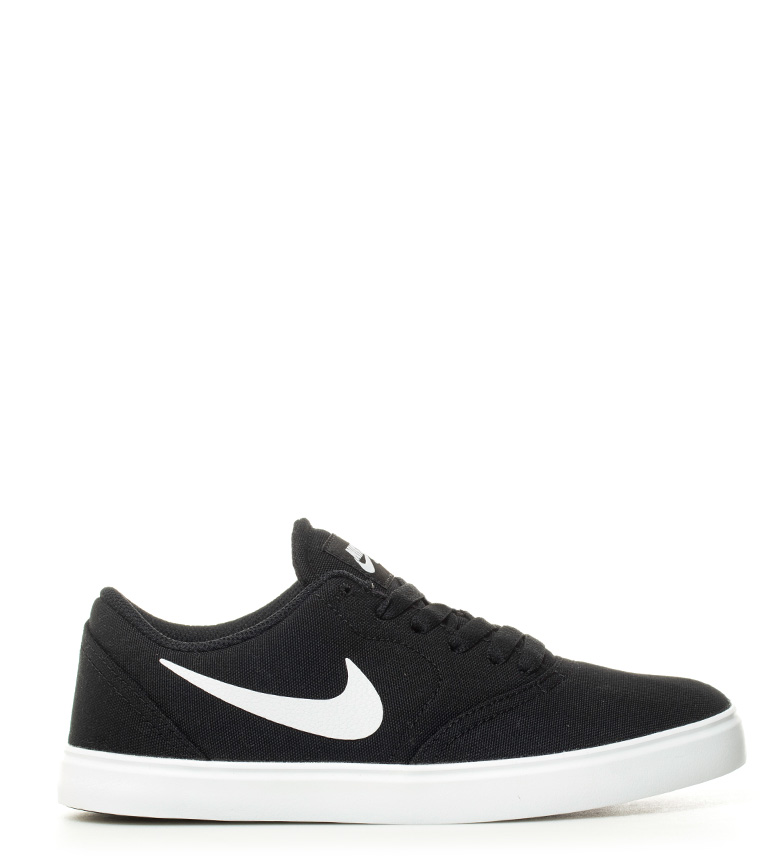 Nike negro Check blanco Zapatillas SB Gs Gs Zapatillas Nike Check SB 5117pzxqw