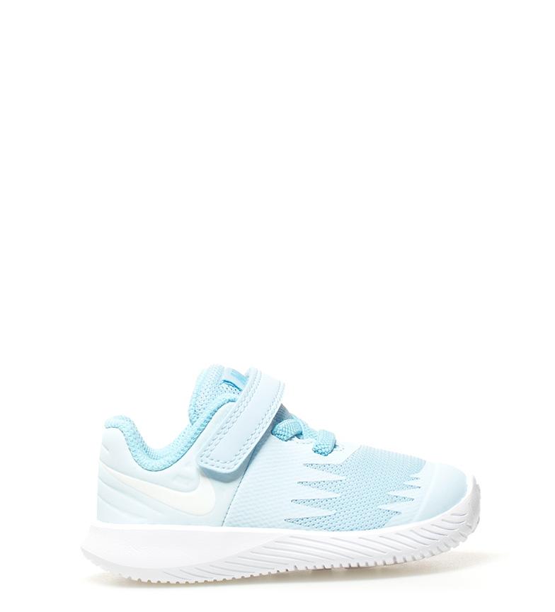 Comprar Nike Zapatillas Star Runner celeste, blanco