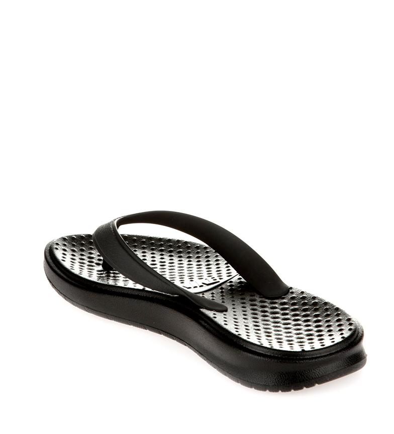 buy popular 49023 abc56 Ebay Noir Solay Thong Homme Bleu Tongs Nike Vert Kaki Plat f
