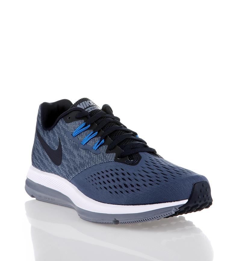 Comprar Nike Zapatillas Running Zoom Winflo azul, negro