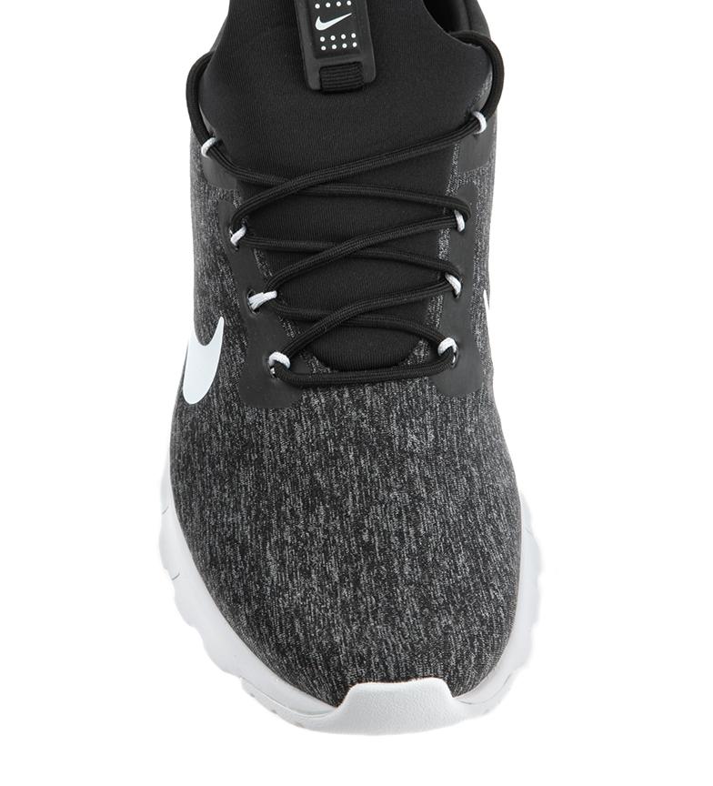 low priced a238b b47c8 ... Nike - Chaussures de course course de Air Max Motion Racer noir Homme  Tissu Synthétique e3e580