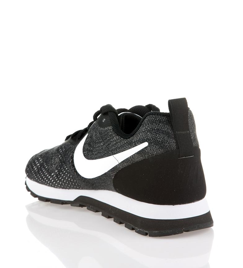 Zapatillas NegroBlanco 2 Runner Nike Md EDIH29W