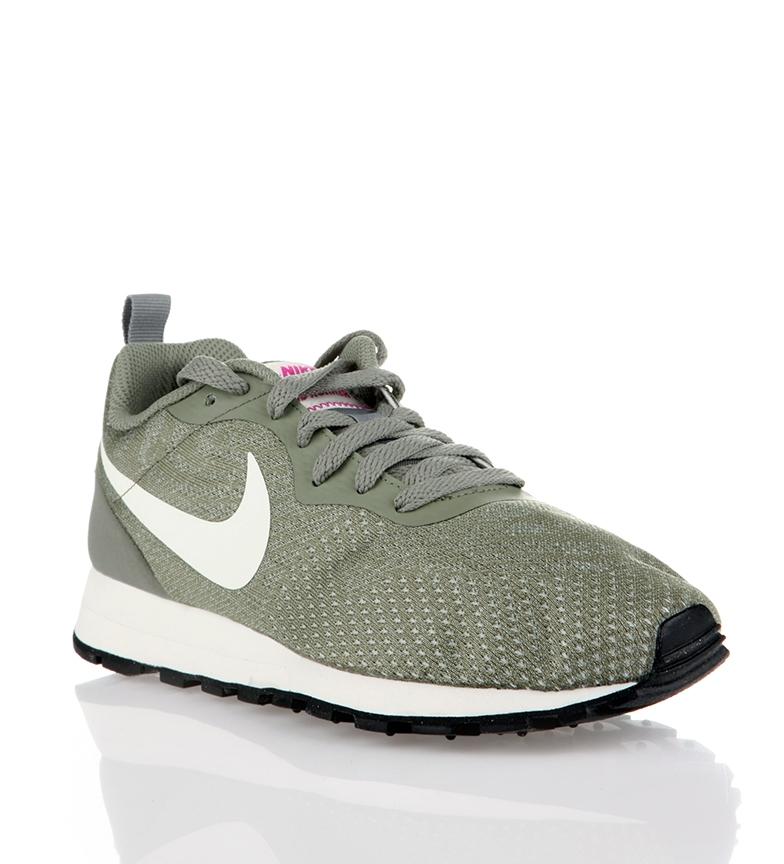 nike zapatillas mujer verde