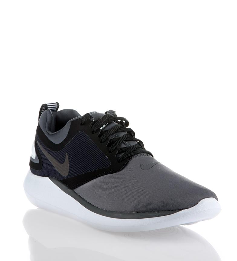 Comprar Nike Running shoes Lunarsolo gray, black